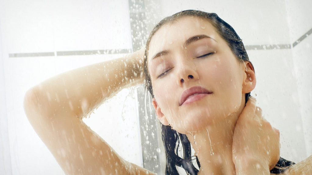 Genussvolles Duschen