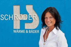 Anne Dücker, Badgestaltung