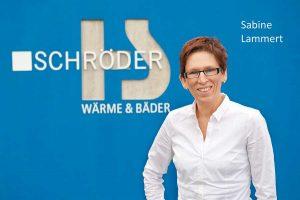 Sabine Lammert, Kundenberaterin