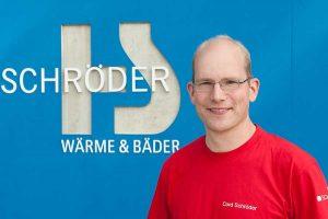 Cord Schröder, Geschäftsführer