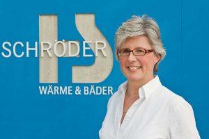 Christine Weber, Kundenberaterin
