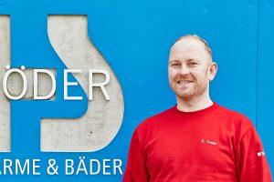 Robert Treder, Installateur- und Heizungsbaumeister